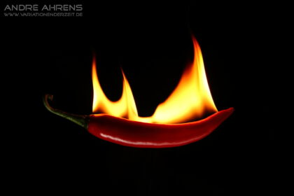 brennende Chili